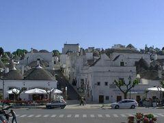 2013/04/29 旧市街の風景  ホテルを出て、ポポロ広場から旧市街方面へ歩いていきます・・・ 途中階段を降りていきますが、その上から見た景色です!!