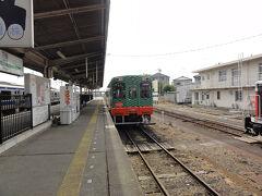 日立〜友部〜   下館〜真岡鉄道で益子へ