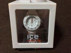 ice watch 試着はしたけどもしかしたらキッズ用だったかも