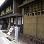松阪城跡をめざして歩いてく!  松阪商人の館 が見えてきた。入らなかったけど。