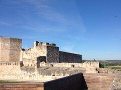 サモーラ城壁、ここからの景色はなかなかよかった。