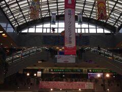 2日目 同じく福岡・宮崎の繰り返し この日はちょっとだけ宮崎観光でもしようかと 宮崎での時間を長く取っておいたんだけど 宮崎って空港から中心部に行く電車の本数が少ないの 帰ってこれないといけないから 観光は諦め空港内でうろうろ… そして飽きる