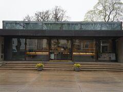 シベリウス博物館(Sibelius-museo)とビスコプス通り(Biskopsgatan)  http://www.sibeliusmuseum.fi/