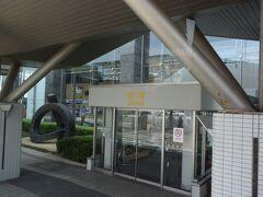 途中で会員Mさん、トイレに行きたくなって、能登空港で下してもらっていました。