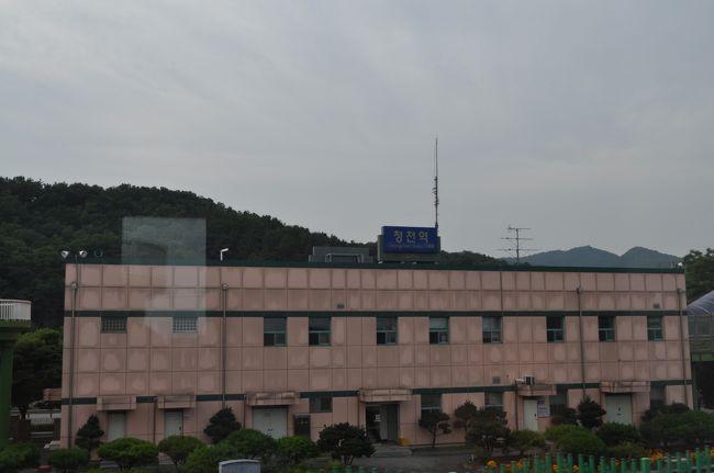 2015年7月韓国鉄道旅行5(KTX号...