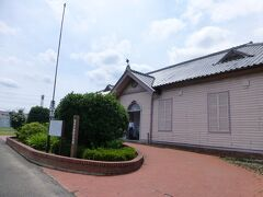 日本煉瓦製造株式会社 旧煉瓦製造施設です。 現在は煉瓦史料館として使われています。
