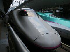 12:32 東京駅発 とき323号