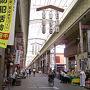 ●京都三条会商店街  千本通と堀川通を繋ぐようにある三条会。 歩くのは、約20年振り。 懐かしい…というほど、通ってたわけではないけれど、雰囲気は変わってない気がします。 祇園祭のお囃子が流れています。