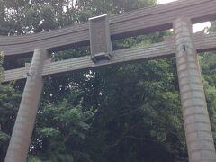 そのあとは高千穂神社へお詣り。