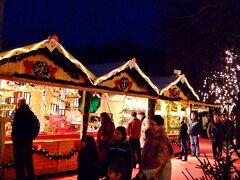 12/29 17:32  マルシェ・ド・ノエル(クリスマスマーケット)は、 ウィーンで楽しんだことはあったのですが、パリでははじめてでした。