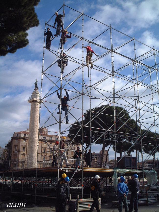 ローマ祭りの後
