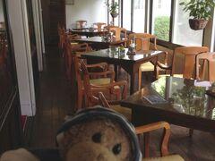 喫茶室<オーキッド> 日本庭園を眺めながら、名物のアップルパイを楽しめるそうです!