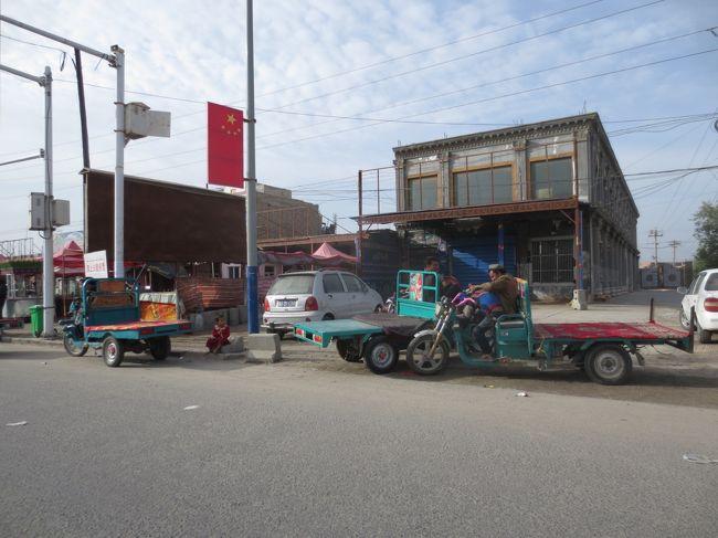 ウルムチ~ホータン南疆鉄道の旅...