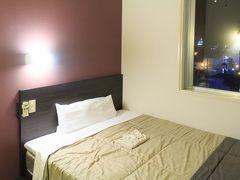 今晩のホテルは、スーパーホテル十和田 温泉が楽しめるホテルです