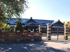旧長野地方裁判所松本支部庁舎など時間の許す限り散策しました。