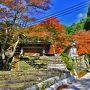 2015紅葉(7) 紅葉穴場・ひっそりたたずむ紅葉名所東光寺