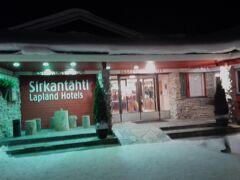 【レヴィ着】 レヴィでのお宿はこちら Sirkantahtiです