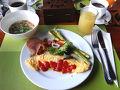 チェックアウトの時間に合わせ早めのBreakfast  ※朝食風景はこちら http://4travel.jp/travelogue/11076854