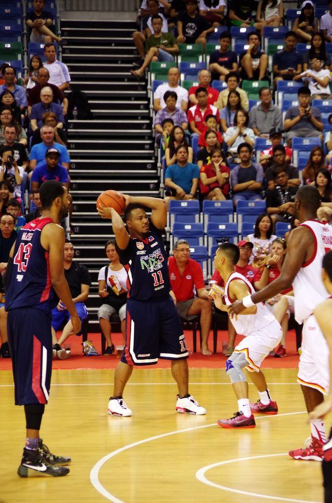 アセアンバスケットボールリーグ@OCBC ARENA HALL, Singapore ...