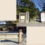 """敷地は,東京ドームに隣接してますが,入口はJR飯田橋方向にあります  """"葵の御紋""""が目に入らぬかぁ?  この庭は,徳川家康の11男「頼房」の屋敷として造ったもので,その子の我らが!?「光圀」公が完成させたものです"""