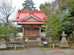 比波預神社
