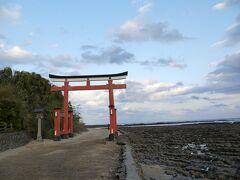 時間があったので、青島神社へ。