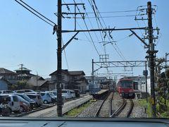 上横須賀駅で最後の交換をすれば、吉良吉田はもうすぐです。