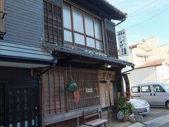 で さっそく 勝浦の 森本屋さんに行きました ここは以前と変わらず