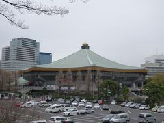武道館まできました。