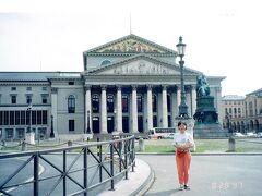 *バイエルン国立歌劇場 カルロス・クライバーの本拠地でもあった