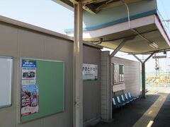 さて、トイレ休憩を終え、161は再び大阪市内へ向かう 大和川駅