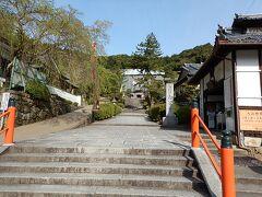 まずは、桜井にある長谷寺を訪問。 フリー区間からは若干外れる。 長谷寺駅から15分ぐらい歩く。