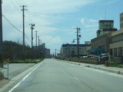 この道は走りやすくなっていいですね。 昔は狭い温泉街の道を走ってました。 一路三条へ。