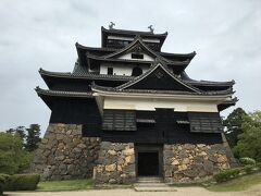 松江城です。