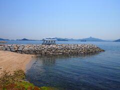 男木島で一番見たかった歩く方舟!