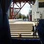 簡易車椅子を押して北海道2 札幌・小樽