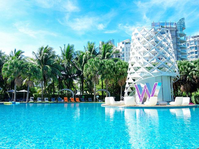 2度目のシンガポール:セントー...