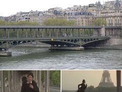 映画『最終楽章 後編』で千秋がのだめを取り戻すために走ったビル・アケム橋。 頭の中では「悲愴」が流れる・・・♪
