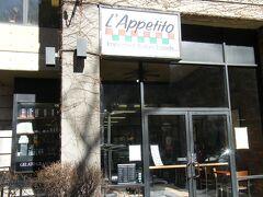 『L'APPETITO』 http:// places.singleplatform.com イタリアンフードのお店発見!