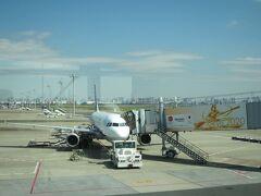 羽田空港8:55発、ANA747にて能登里山空港へ。 出発、到着共に定刻通りの順調な旅の始まりでした。