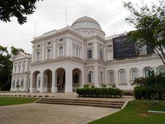 シンガポール博物館の日本語ガイドに参加。 毎日 10:30から、ボランティアの方がやってくれている。とても、有り難い。 シンガポールの歴史を知る上で、必要な博物館。 日本の植民地時代だったこともある。