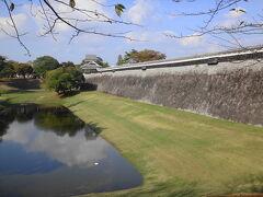 三名城のひとつとされる熊本城。