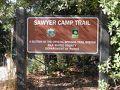 それがここ、ソウヤー・キャンプ・トレイル。