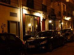 20:30 Le Timbre ちょっと遅めに予約をしていたレストランで夕食。