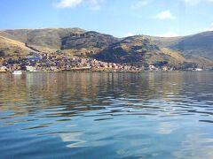 ゴルゴ13のチチカカ湖はどしゃぶり を思い出す(笑)