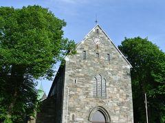 でもこんなに明るくても、既に夜なので、スタヴァンゲル大聖堂はもう閉まってます。 また今度にします。