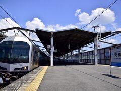 岡山駅で勇気リンリン〜♪なトロッコ列車をお見送りした後、やって来ましたのはJR瀬戸大橋線の児島駅