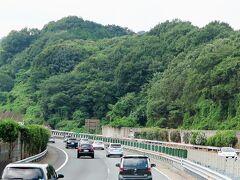 中央自動車道 新宿⇒双葉SA 車窓風景 1