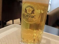 帯広空港で出発までに1杯 ハートフィールドという店