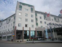 宿泊ホテルのオリジナル・ソコス・ホテル・ヴァークナです。